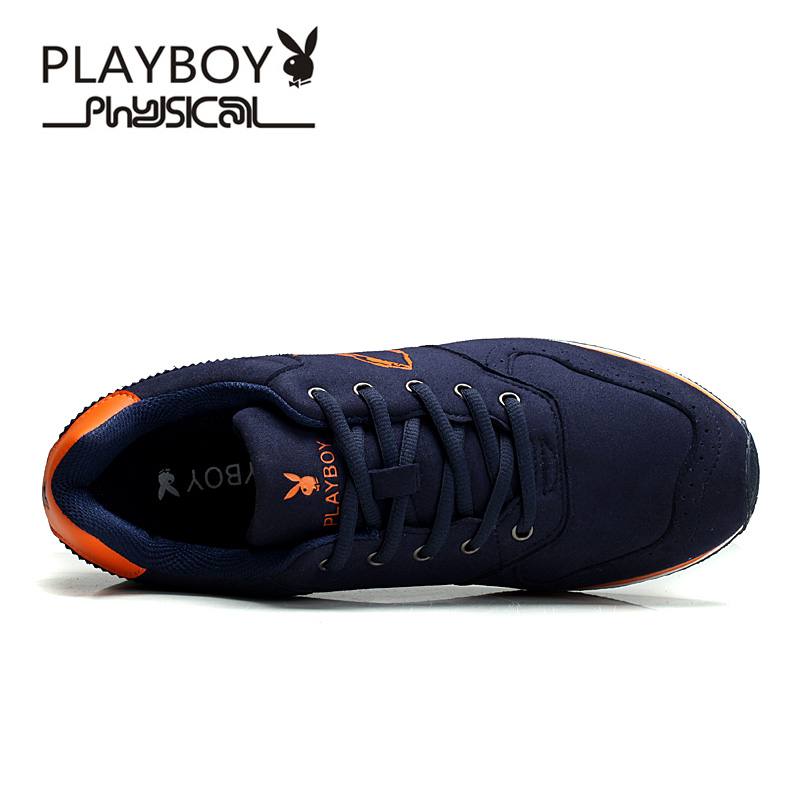 Top Bleu Dentelle Hommes Zapatillas Deportivas Pour Up High ardoisé Couleur Cuir Casual Profonde Bleu En Chaussures Playboy bleu Mode Marine Sport OxgqwESE