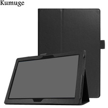 Case for Lenovo Tab 4 10 TB-X304L TB-X304F TB-X304N PU Leather Smart Tablet Cover for Lenovo Tab4 10 TB X304 Funda Coque Case(China)
