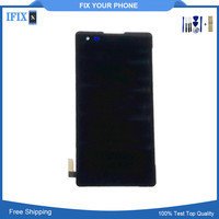 Original New Black White 5 0 Full LCD Display Touch Screen Digitizer Assembly For LG X