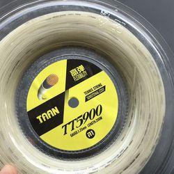 1 Reel 200 Mt TAAN TT5900 Flexibilität Kunstsaite string tennisschläger string gut tennis saiten
