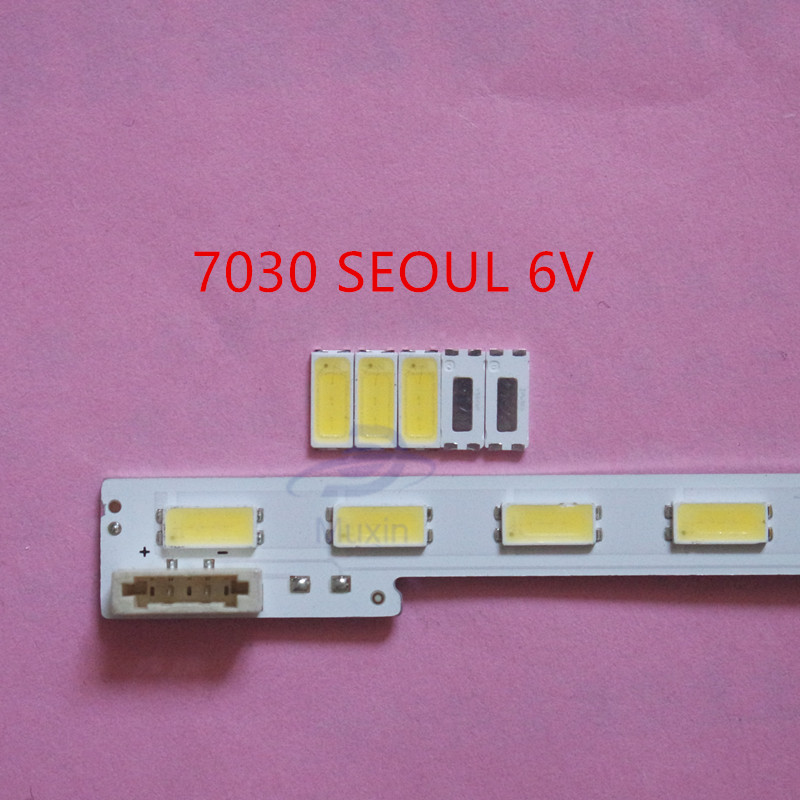 Back To Search Resultselectronic Components & Supplies Diodes 1000piece For Repair Sony Toshiba Sharp Led Lcd Tv Backlight Seoul Smd Leds 7030 6v Cold White Light Emitting Diode Stwbx2s0e