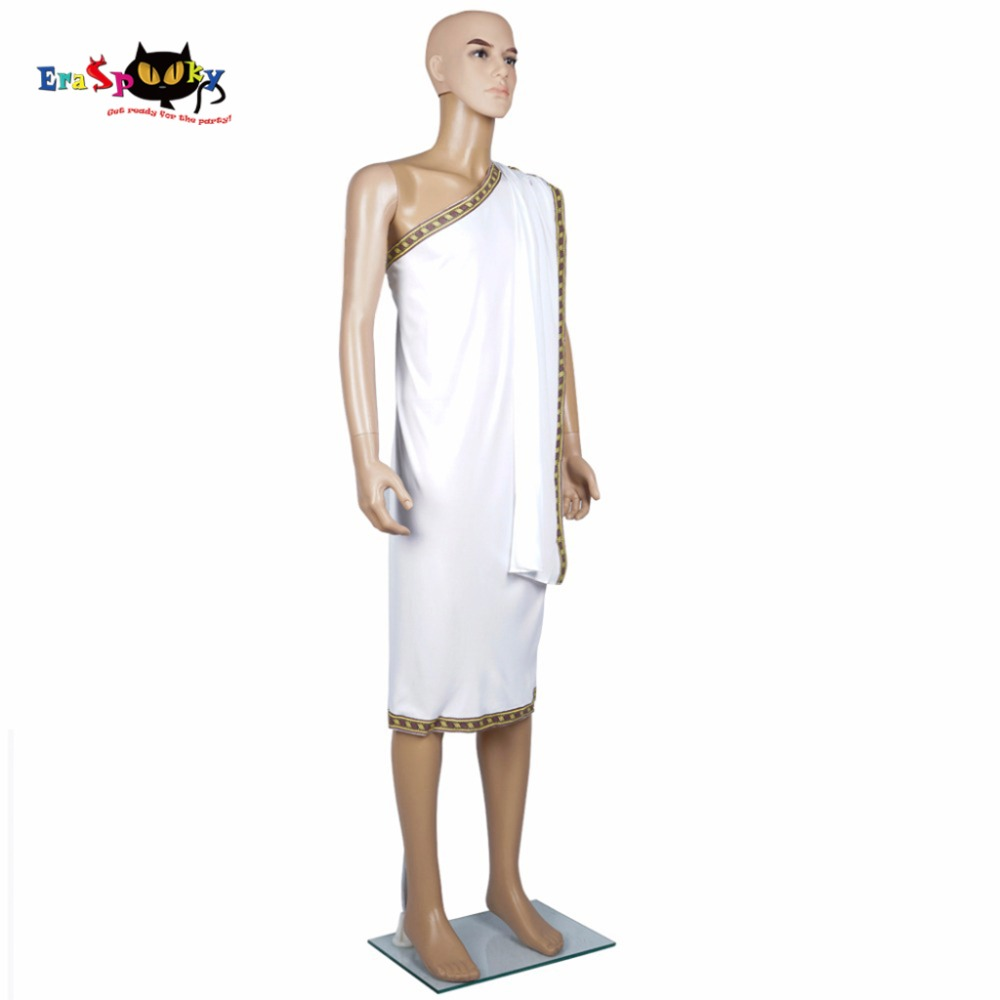 TOGA Roman Greek Mens Fancy Dress XXL upto 66in Chest