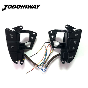 Cruise Control Switch Button Steering Wheel Switch Button Speed Control Button With Cable For Mazda 3 CX-7