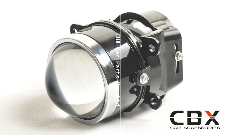 CBX super bright hid projector lens foglight L03 universal 4