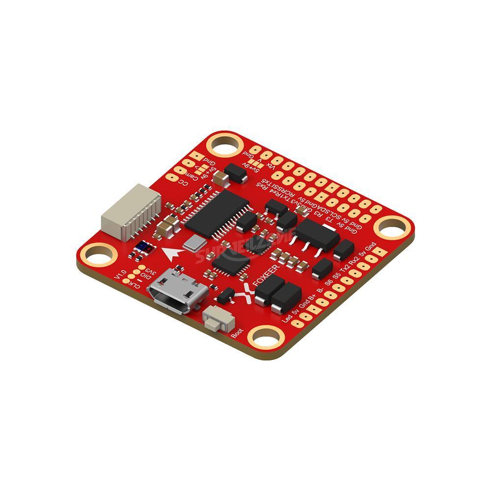 Foxeer F722 Dual Flight Controller STM32F722RGT6 MPU6000 and <font><b>ICM20602</b></font> OSD for RC FPV Racing Drone image