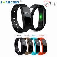 QS80 Heart Rate Monitor Smart Wristband Call Reminder Blood Pressure Measure Pedometer Smart Bracelet Fitness Tracker