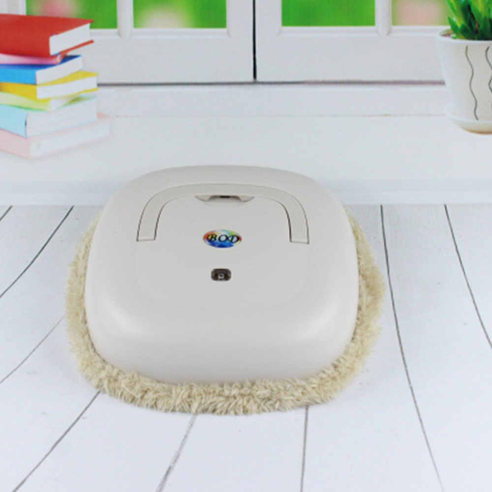 Автоматически подметальная Швабра роботы пылесос робот зарядка через usb сухой влажный умный бытовой очистки Cleanner ленивый развертки