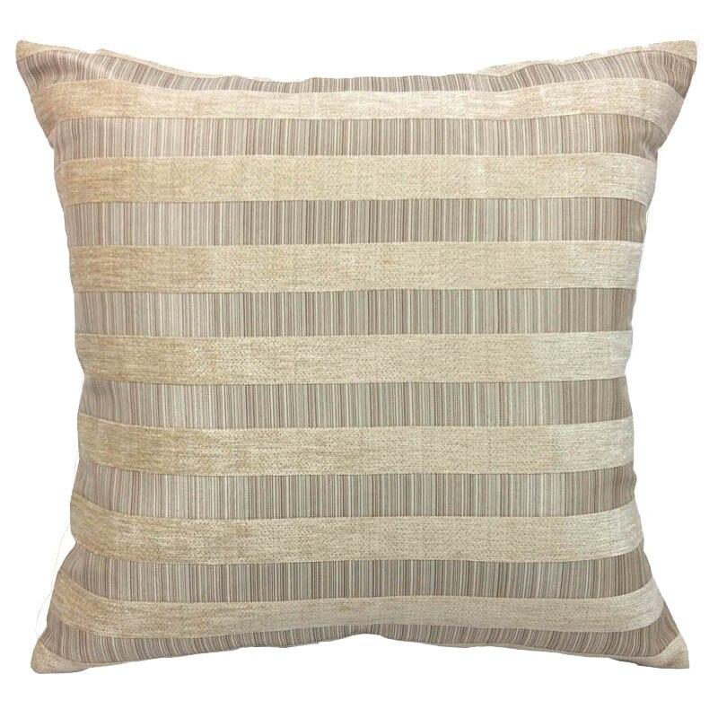 Decorative Chenille Square Cushion Cover 45x45 Luxury Sofa