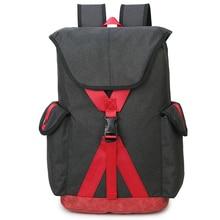 Купить с кэшбэком The new breathable men's casual shoulder bag tide backpack schoolbag Korean version of the personalized travel bags