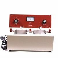 Машина для полировки зубов с двумя водяными банями для заготовок из нержавеющей стали и cr co