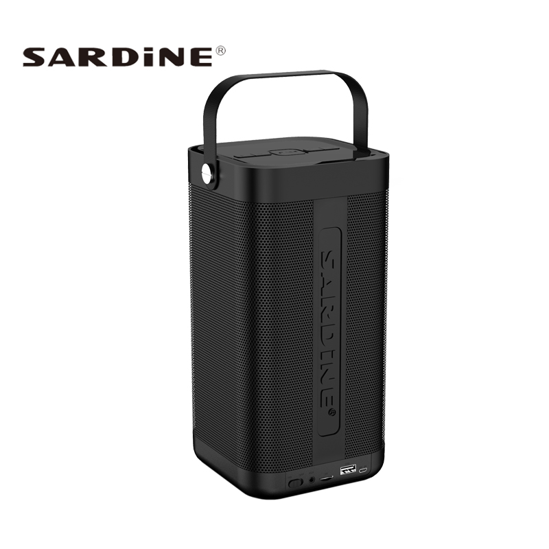 SARDiNE A9 Powerful Sound Bluetooth Speakers Super Heavy Bass Subwoofer Wireless Music column loudspeakers for computer