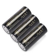 100% originale lii-50a liitokala 3.7 v 5000 mah 26650 bateria inr 26650-20a baterias recargables para linterna/microfono