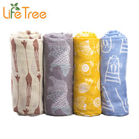 Muslin Baby Blanket For Summer Baby Swaddle 70 Bamboo Super Soft Baby Warp For Newborn Lovely