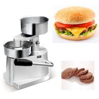130mm hamburger patty maker mini hamburger patty press machine manual burger meat pie forming machine