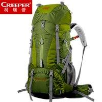 High Quality Ultralarge 60 5L Outdoor Backpack Mountaineering Men And Women Waterproof Trekking Package Traveling Backpack