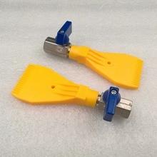Вентилятор воздушного виндструйного сопла, дующий воздушный сопло, ветровой распылитель сопла, воздушный инжектор, сжатый воздушный нож сопла