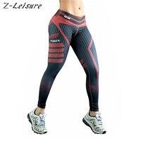 Aptitud de las mujeres pantalones de yoga yoga leggings aptitud de las mujeres atractiva delgada elástico pantalones de cintura alta de invierno de las señoras mallas yg014