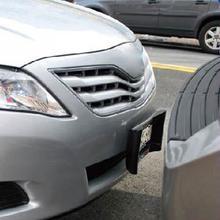 Лидер продаж, держатель номерного знака для автомобиля, рамка с передним креплением, защитная скоба, Лицензионная защита 350*200*60 мм