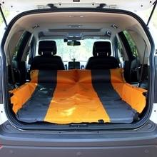 חדש אוטומטי מתנפח מיטת מכונית Hatchback נסיעות מיטת אוויר מזרן מכסה שאר עבור איביזה פולקסווגן גולף 4 פורד פיאסטה פוקוס 2 אופל אסטרה