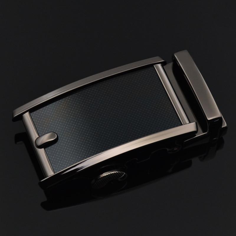 Designer High Quality Belt Buckle For Men Alloy Material Fashion Male Brand Fit 3.5cm Leather Ratchet Belt CE25-1215