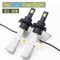 60W H13 H13-3 7200LM LED Bulb 6500K Cool White Conversion Car Headlight Headlamp Hi/Lo High Low Beam