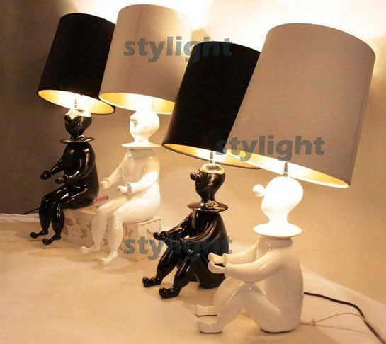 Living Room Lamp Sizes: Pattern A, Small Size Jaime Hayon Crown Table Lamp Crown