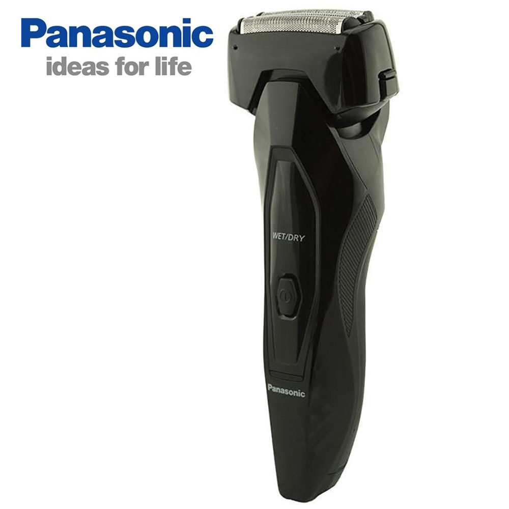Panasonic Rechargeable Body Washable Portable Electric Shaver ES-FRT2 Support Wet and Dry Shaving Triple Blade Electric RazorPanasonic Rechargeable Body Washable Portable Electric Shaver ES-FRT2 Support Wet and Dry Shaving Triple Blade Electric Razor