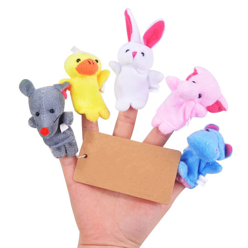 10pcsLot-Lovely-Velvet-Finger-Animal-Puppets-Kids-Play-Game-Learn-Story-Babys-Educational-Toys-Sale-FJ88-3