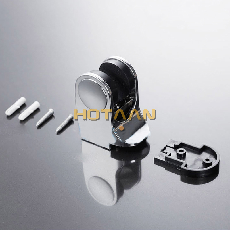 Image 5 - Hot selling free shipping !! hand shower set solid brass hand shower +1.5M stainless steel shower hose +holder shower accessorysteel showerstainless steel showerhand shower -