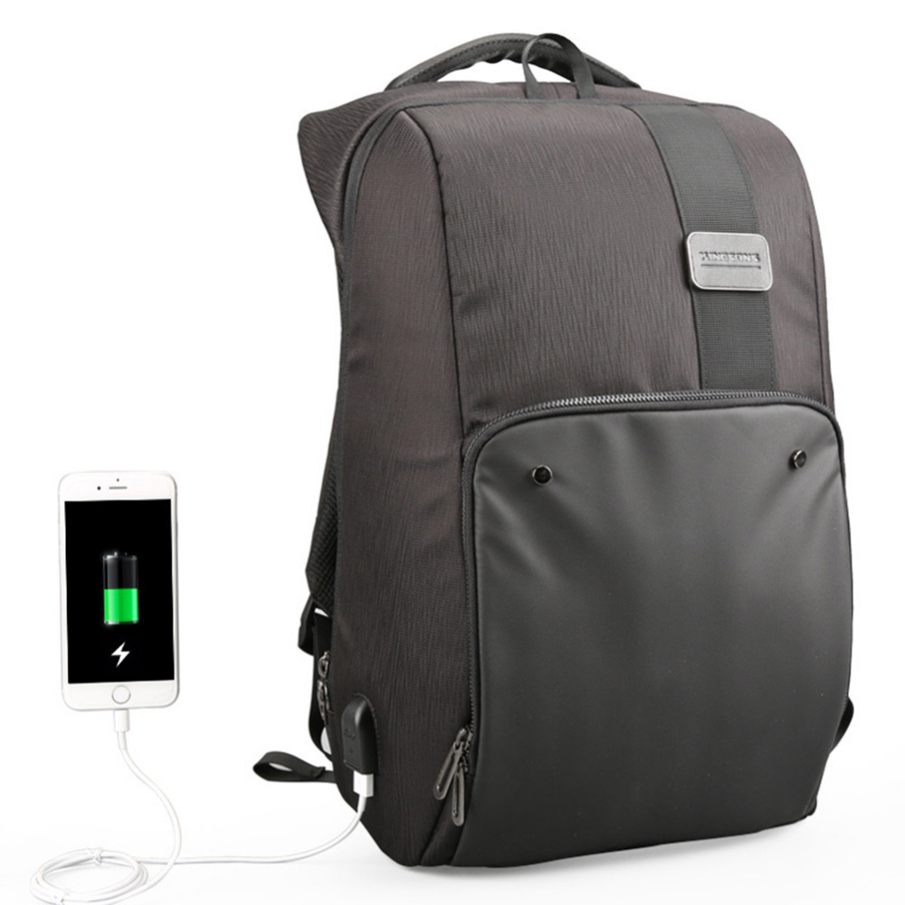 Multifunction USB Charging Men 15 17 inch Laptop Backpack For Teenager Fashion Male Mochila Casual Leisure Travel Bags Backpack grizzly new laptop backpack men for teenager boys fashion large capacity mochila multifunction travel bags waterproof school bag