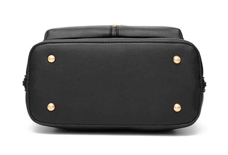 HTB1XXSKCr5YBuNjSspoq6zeNFXai Nevenka Anti Theft Leather Backpack Women Mini Backpacks Female Travel Backpack for Girls School Backpacks Ladies Black Bag 2018