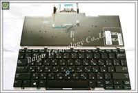 Russian RU Keyboard For Dell Latitude 3340 E5450 E7450 Black Keyboard