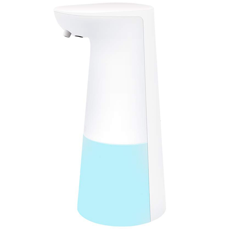 New Automatic Soap Dispenser Touchless Liquid 250Ml Smart Soap Dispenser Infrared Motion Sensor Pump Foaming For Bathroom Kitc