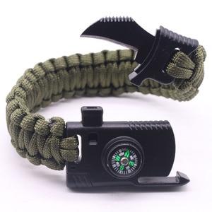 Outdoor Survival Bracelets Jew
