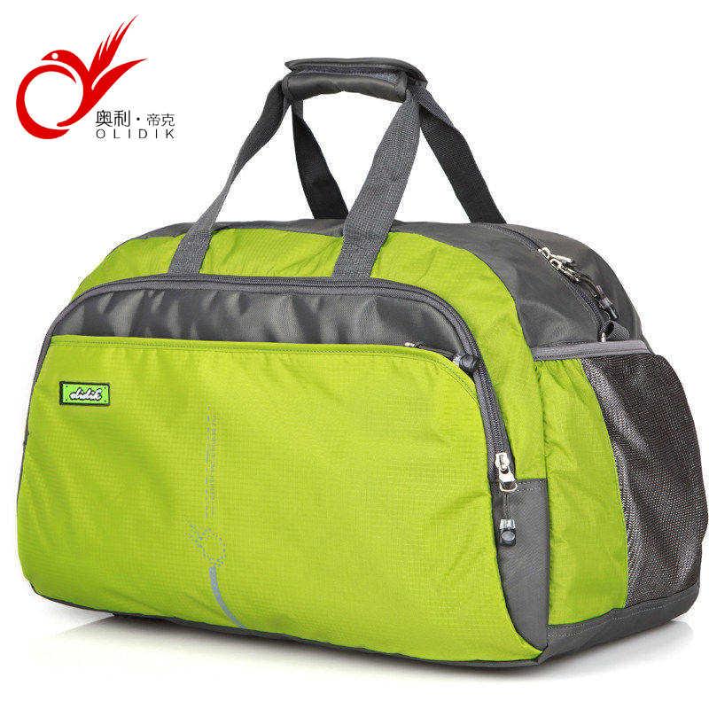Olidik Men Travel Bags Nylon Tote Shoulder Bag