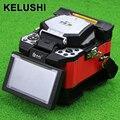 KELUSHI FTTH INNO IFS-15 multilenguaje Automático Inteligente máquina de Empalme de Fusión De Fibra Óptica Fusionadora