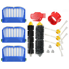 -Replacement Part Kit For Irobot Roomba 650 620 610 600 Serie Vacuum Filter Brush