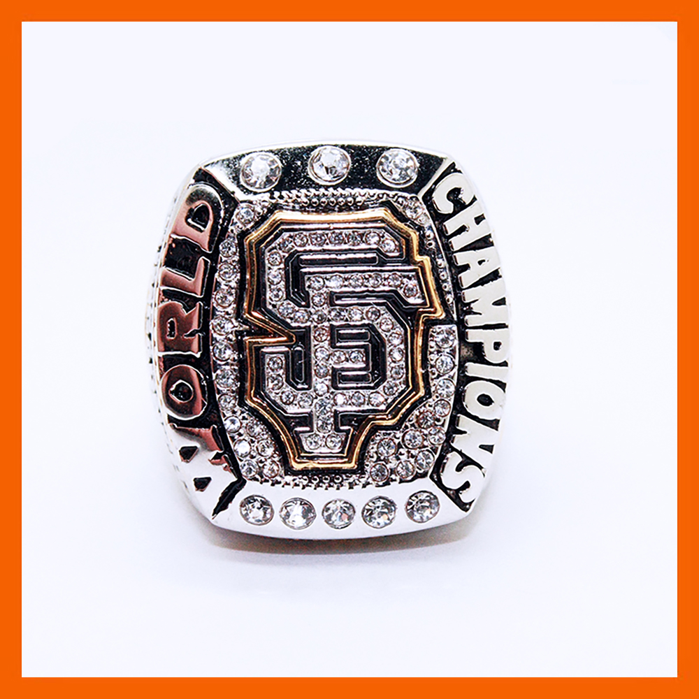2014  SAN FRANCISCO GIANTS...
