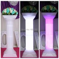 The wedding arrangement Photography props Wedding plastic Roman pillars column pedestal wedding Decor supply 4pcs/lot