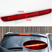 LED Igh Positioned Mount Rear Third Brake Light Stop Lamp LED For Nissan Qashqai J10 2008