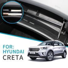 Smabee автомобильный бардачок интервал хранения для hyundai Creta~ IX25 аксессуары консоль Tidying центральный ящик для хранения