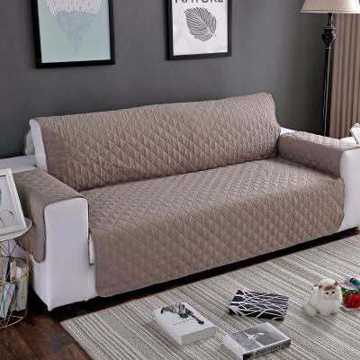 One piece non slip pet sofa cover universal one pet mat simple fabric sofa cushion in Sofa Cover from Home Garden