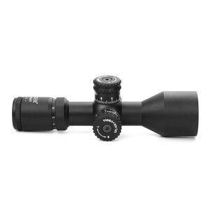 Image 3 - LUGER mira óptica de caza 3 9x40, rojo, verde, cerradura iluminada con Mil puntos, mira para Rifle, retículo táctico, pistola de aire, mira telescópica