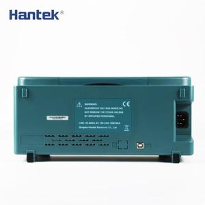 Image 5 - Oscilloscope DSO5102P Hantek Digital Storage 100MHz 2channels 1GSa/s 7 TFT LCD Better than Ads1102cal+