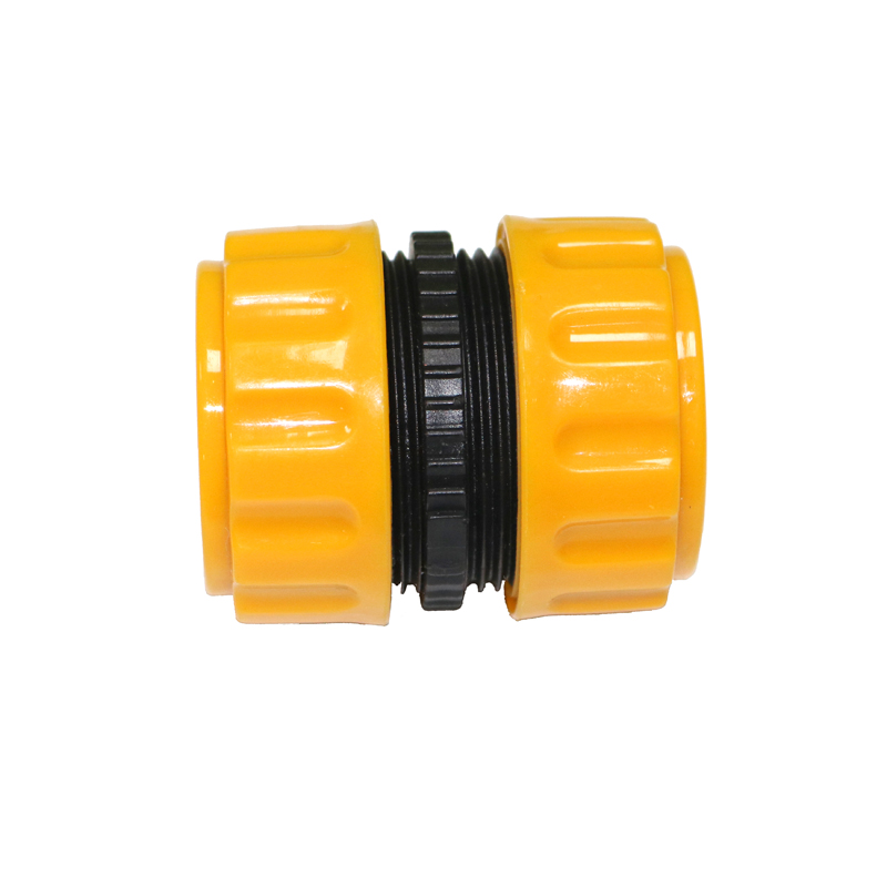 Car Wash Water Pipe Fittings 3/4' Pipe Repair Joints Butt Joints Household Plumbing Fittings Extended Garden Hose Connector