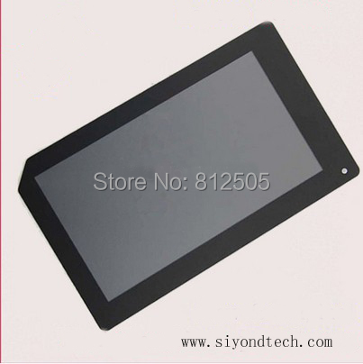 Free Shipping!!! New LCD Screen Panel with LCD Digitizer assembly For 7