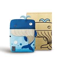 BEDDYBEAR Cartoon Backpack School bags Korea Genuine Beddybear Primary Children Creative Reduced Ridge Pack