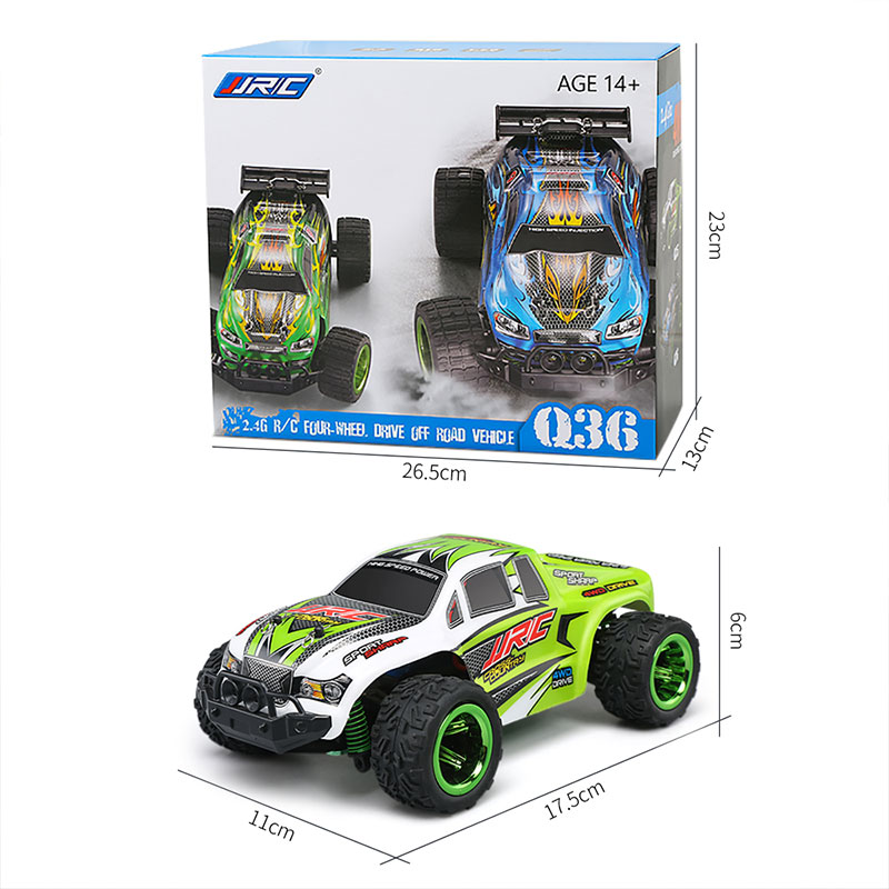 Cross Country Toy Car Kids Adults Outdoor Activities Remote Control