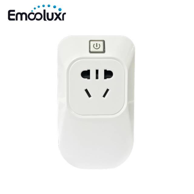 Wireless Power Socket Remote Control Power Plug Smart Switch Outlet ...