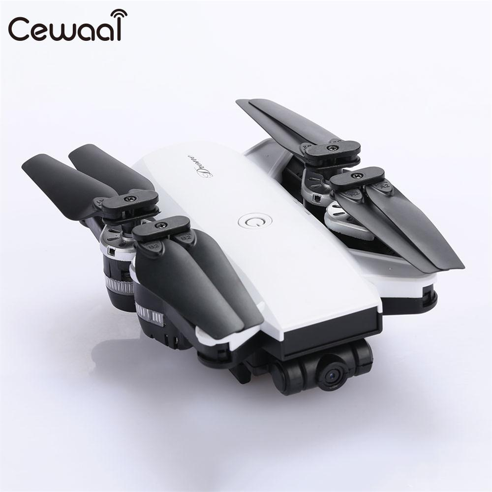 2.4GHz 4 Ch FPV WIFI 2.0MP Camera 3D Flips Hover Altitude Hold Aerial Photography Remote Control Quadcopter Helicopter Drone